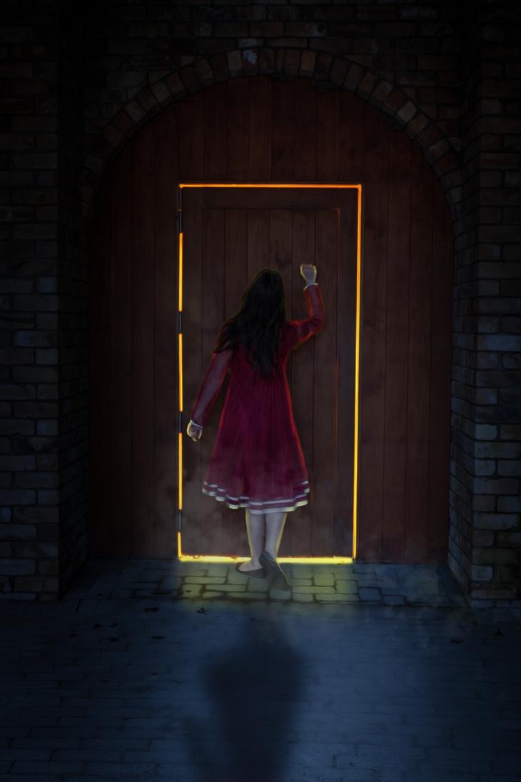 Knocking On Heaven's Door??? by Shann2j