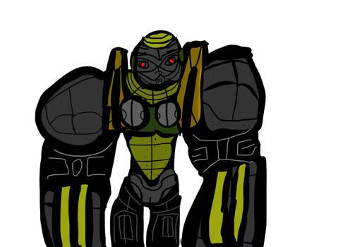 MCU Baymax Concept V2