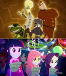 L.O.S.E. Kidnaps Twilight Rarity and Fluttershy