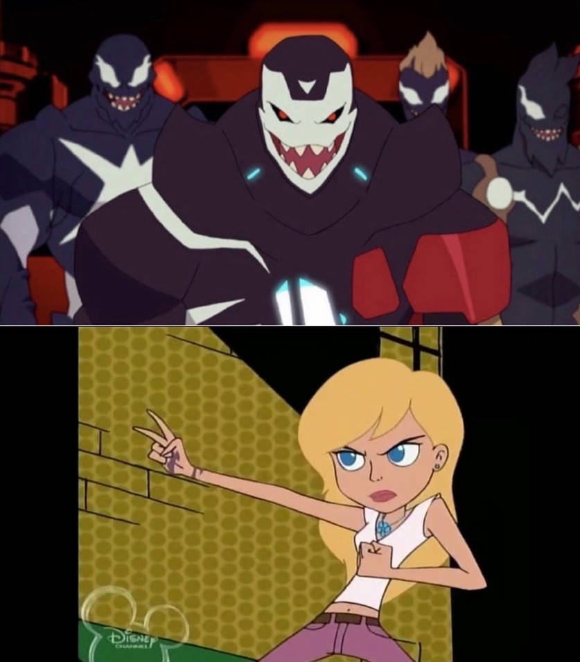Rose Has To Fight Venomized Avengers