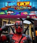 Deadpool Hates Teen Titans GO! See Space Jam