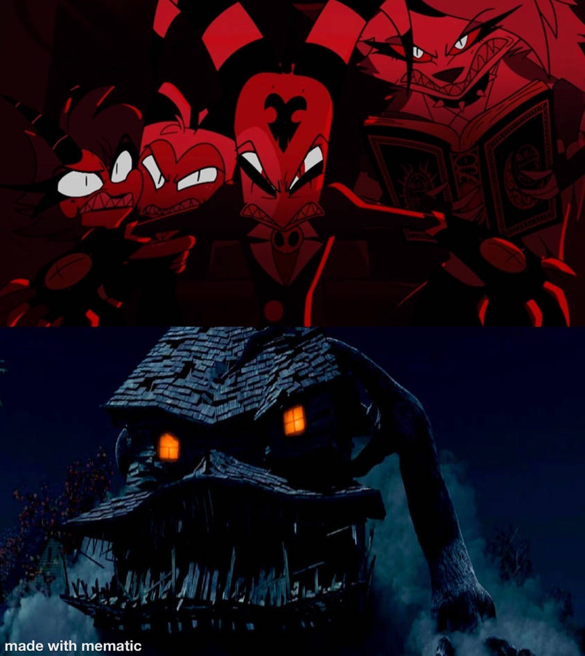 I.M.P. Vs Monster House