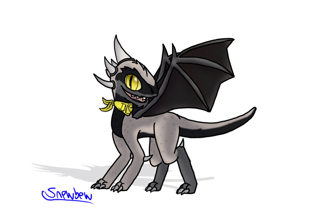 Dragon Infin by Snewbew