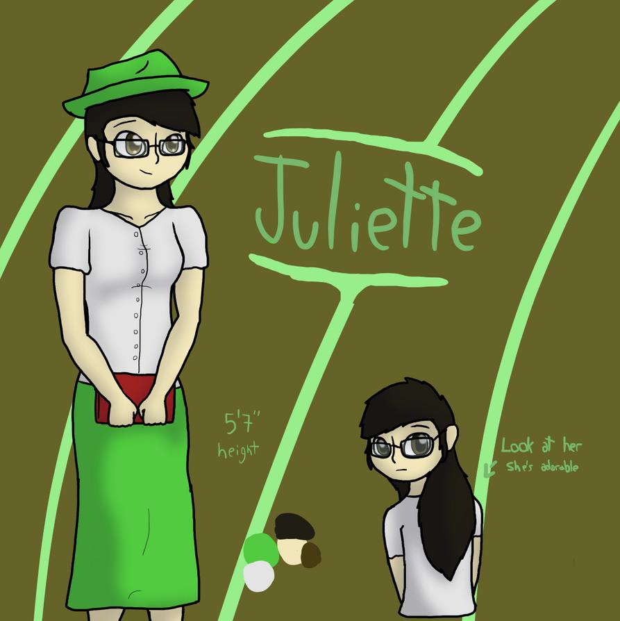 Juliette by Snewbew