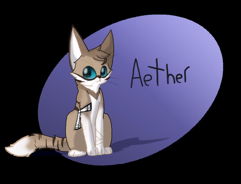 Aether[gift] by Snewbew