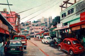 Acapulco by jdegarmo