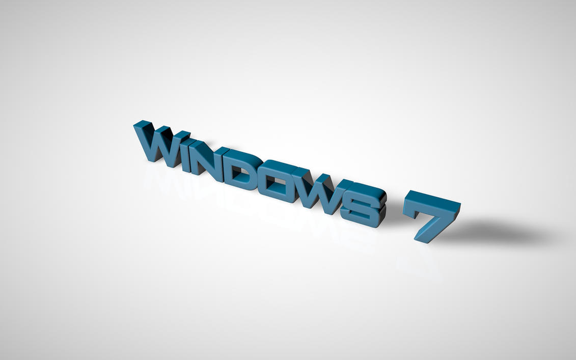 Windows 7 Wallpaper by IiTz-ShAnE