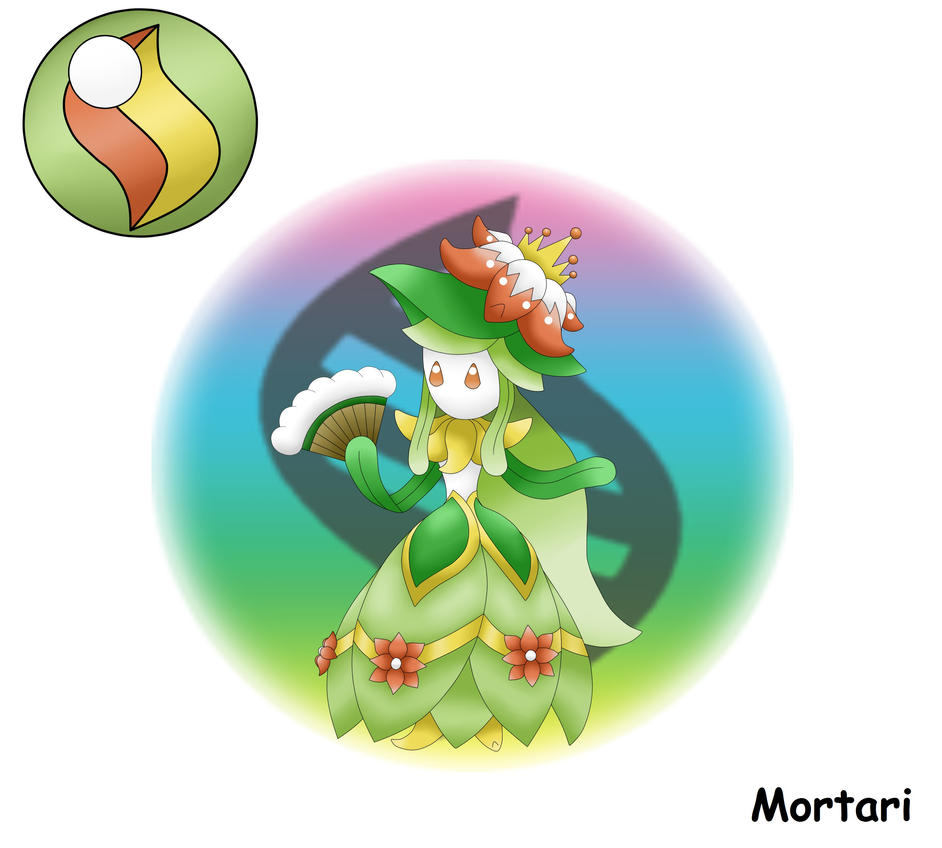 Mega Lilligant by BihMortari on DeviantArt