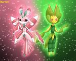 The mantis dance