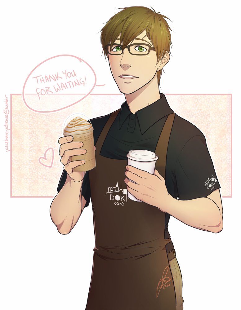 The New Barista by JakeHercy