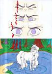 Nejis Secret . pages 16 by ann-josefa