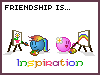 Friendship Is Inspiration - Project Entry by spring-sky