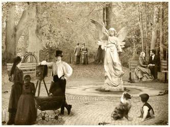 Angel of Hope: Victorian Era