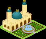 Pixel Mosque