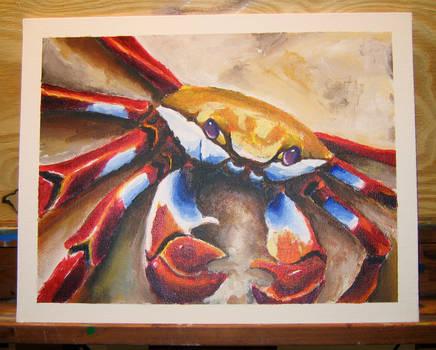 Crabby by gunheadd9