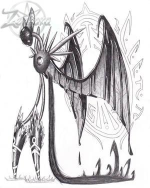 Morgaerod by Zenkora
