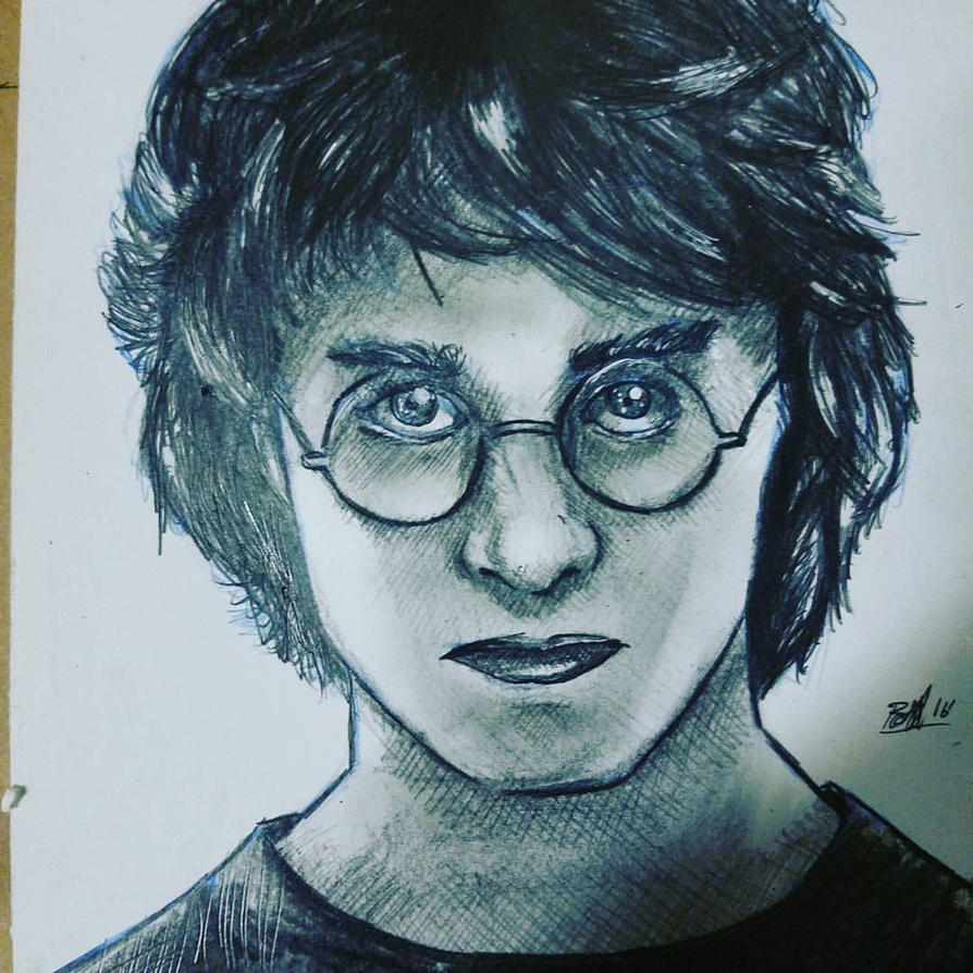 Harry Potter by baweaver