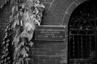 Hollisters Grave