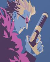 Doffy Gun by Itachei