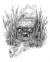 The Hut of Baba Yaga by Themaze