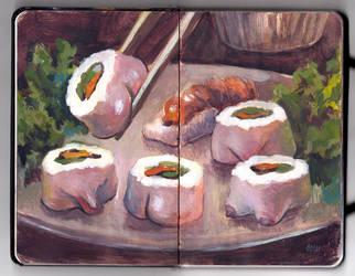 Sexy Sushi