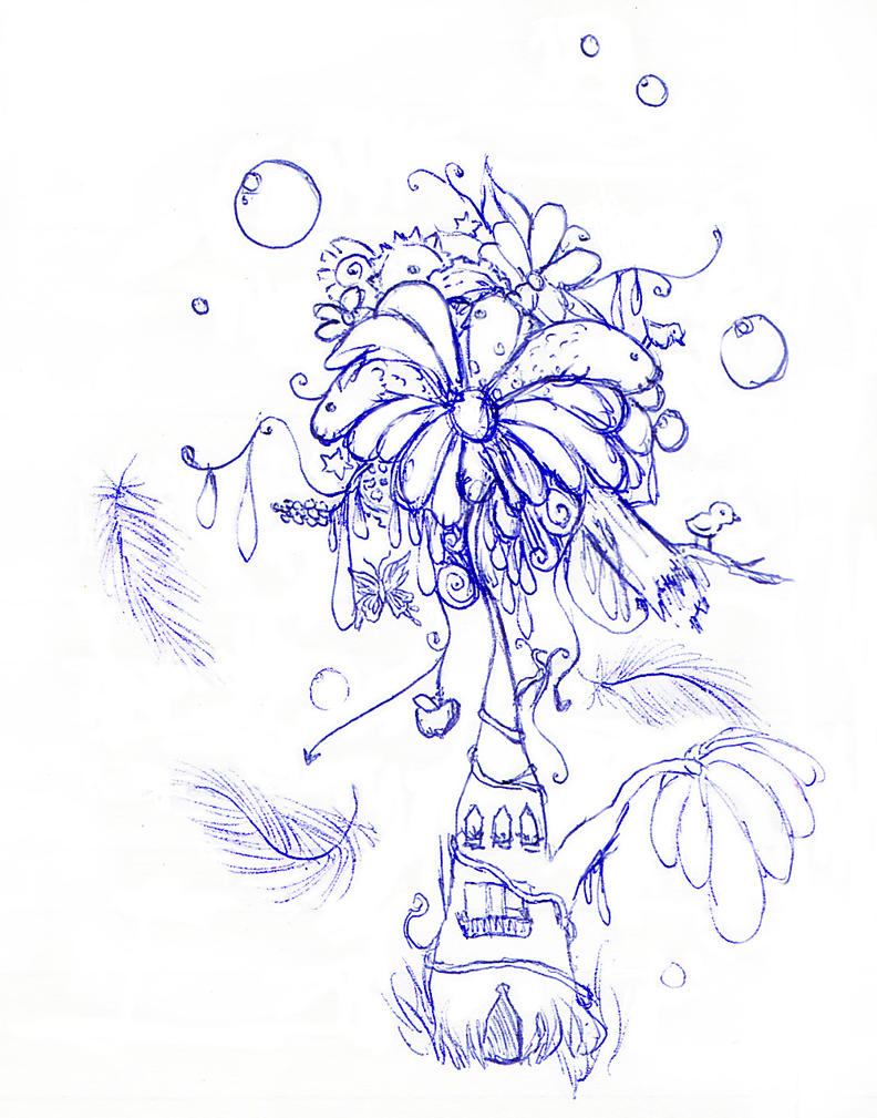 FlowerHauz by MindImplosion