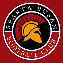 Sparta Busan Team Crest by Moonknight