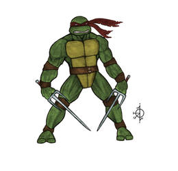 Raphael Color by Moonknight