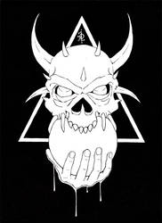 Occult design by Moonknight