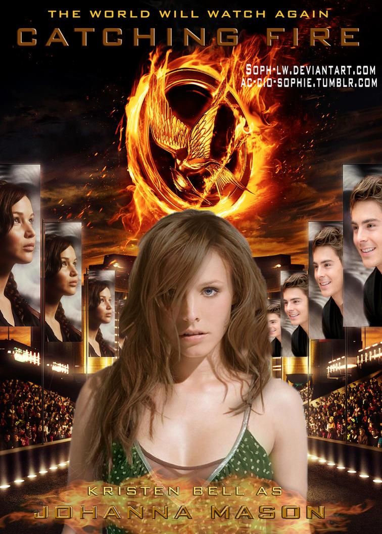 Johanna Catching Fire Set