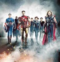 Avengers by Soph-LW