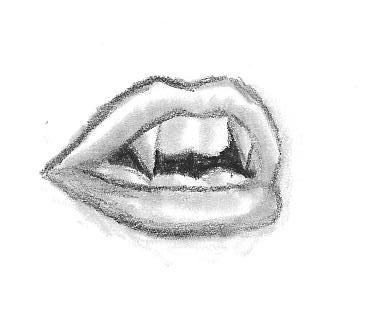how to draw teeth tumblr