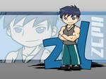 Chibi Zeph Wallpaper