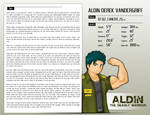Towel Profile: Aldin