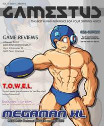 Megaman XL by zephleit