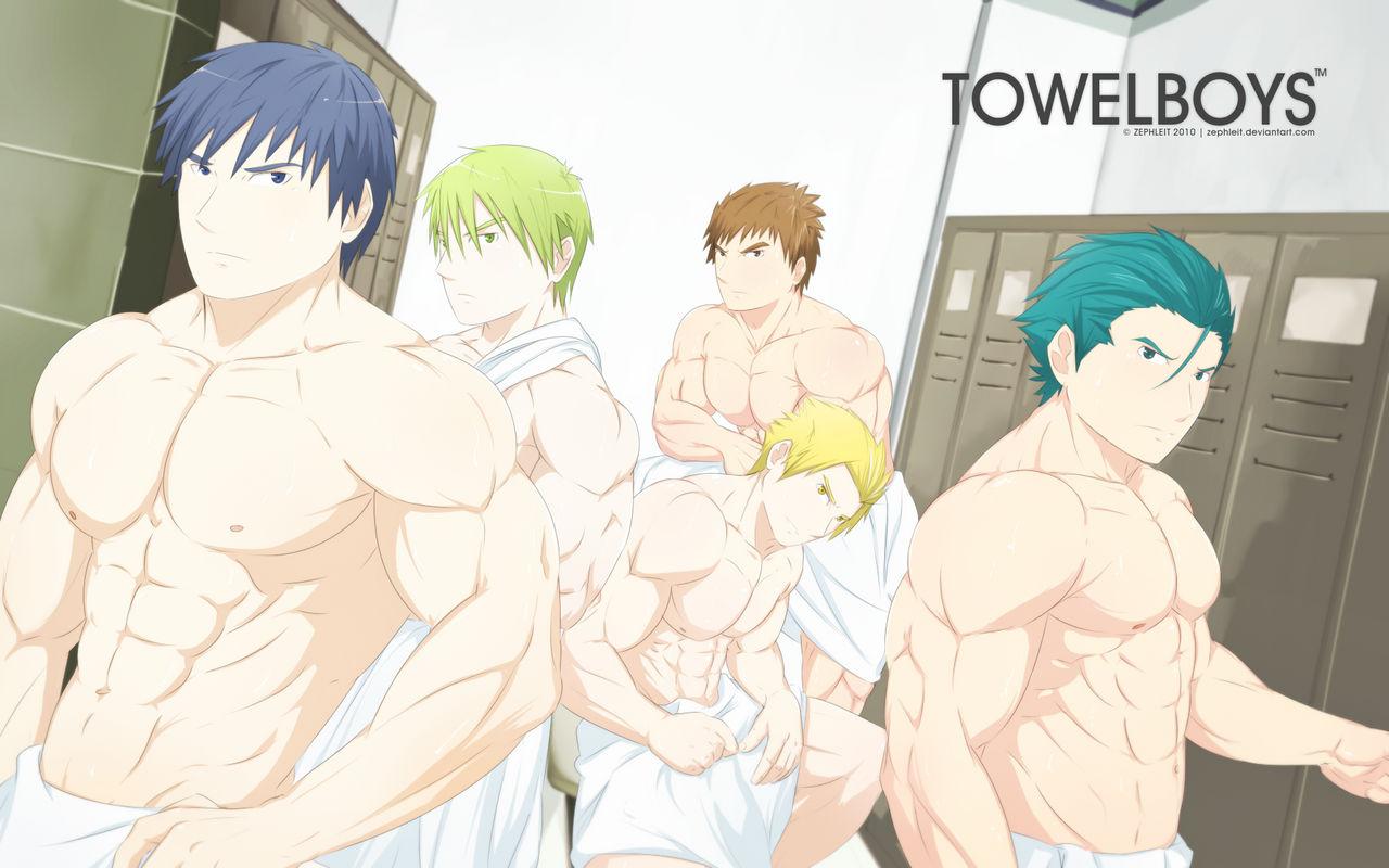 Towel Boys 2010 by zephleit