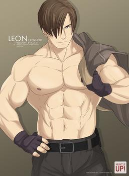 MuscleUp - Leon S. Kennedy