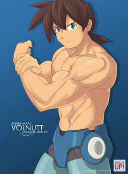 MuscleUp - Mega Man Volnutt