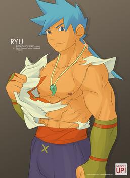 MuscleUp - Ryu