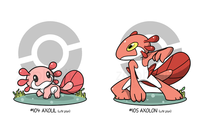 Asnolv Dex: 104-105 by zephleit
