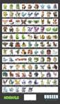 List of Monimals (Updated 11-26-2012) by zephleit