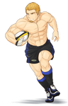 PeCS SportSexy - Rugby