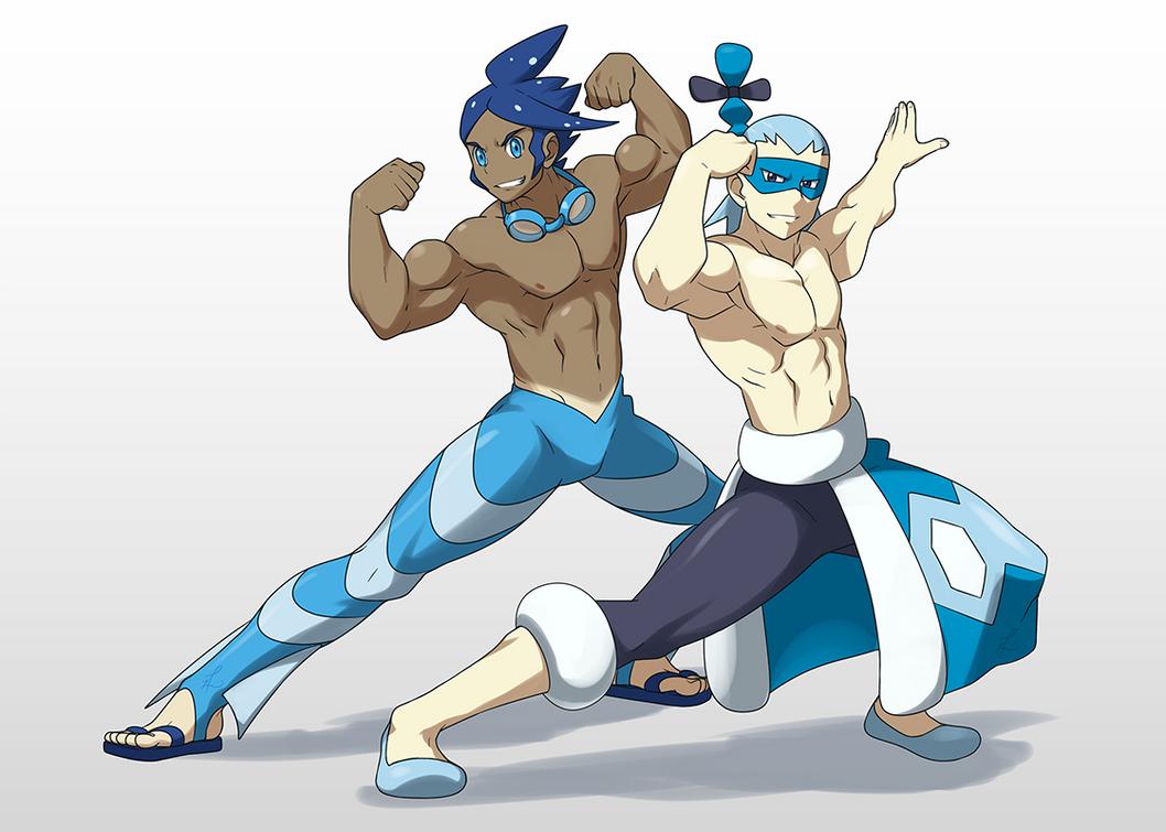 from Samson pokemon is gay