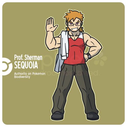Professor Sequoia 2013 by zephleit