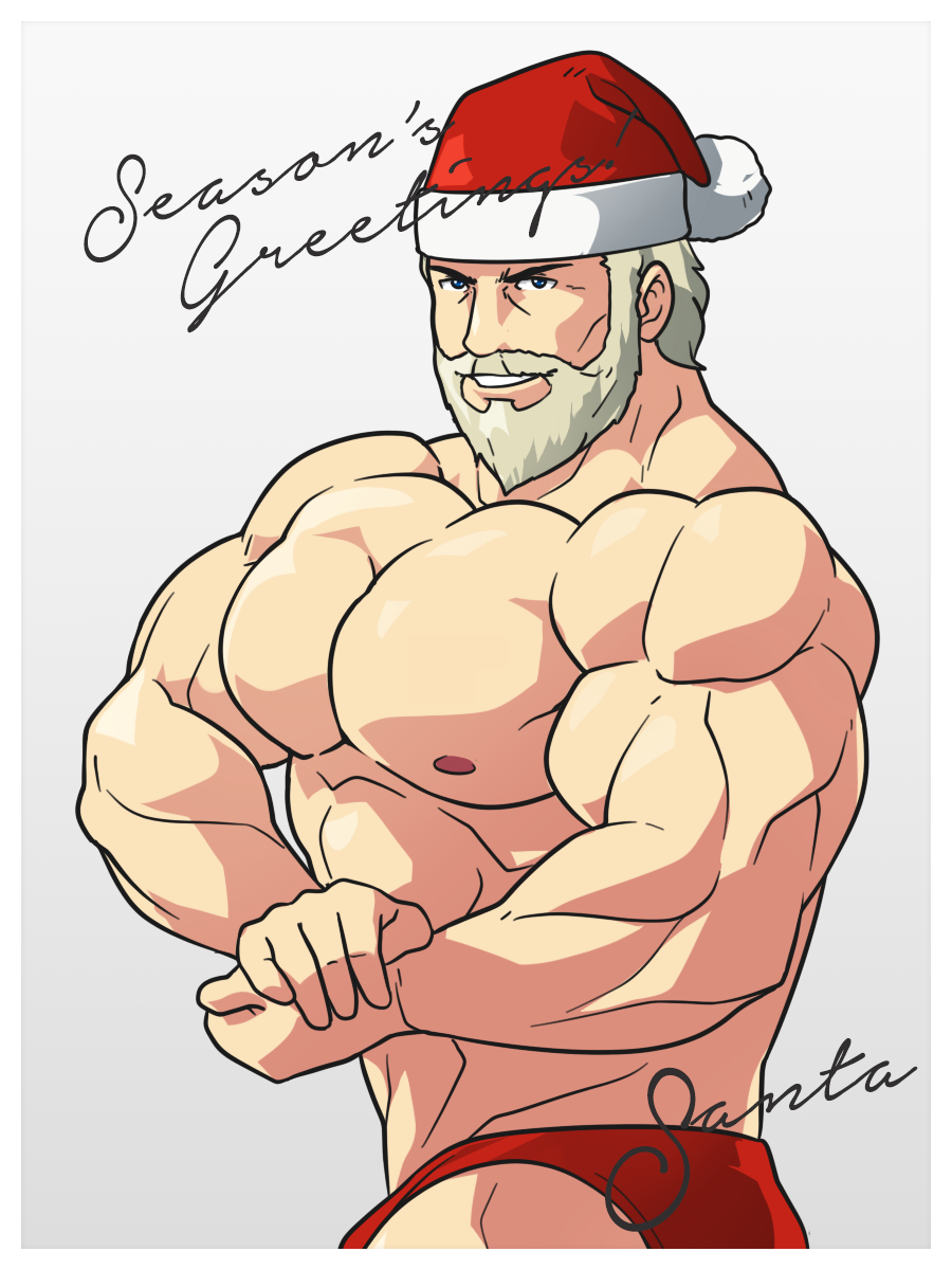 from santa with love by zephleit on deviantart