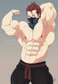 Commission: Saizo
