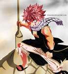 Fairy Tail Natsu 328 Dragon Slayer