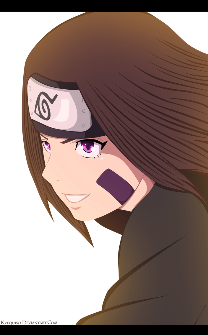 Naruto 654 - Rin by kvequiso