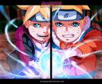 Naruto and Boruto - Rasengan [UPDATED]