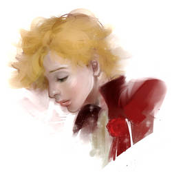 enjolras by dbfk